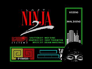 Last Ninja 2 (Last Ninja 2)