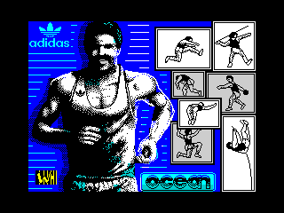 Daley Thompson's Olympic Challenge (Daley Thompson's Olympic Challenge)