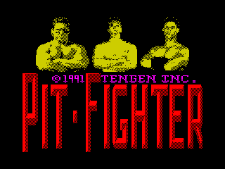 Pit-Fighter (Pit-Fighter)