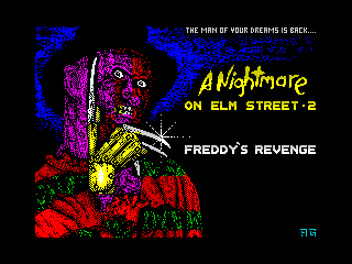A Nightmare On Elm Street 2. Freddy's Revenge (A Nightmare On Elm Street 2. Freddy's Revenge)
