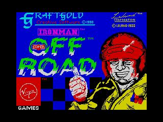 Ivan 'Ironman' Stewart's Super Off Road (Ivan 'Ironman' Stewart's Super Off Road)