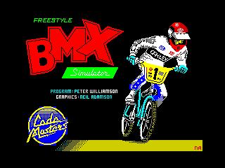 BMX Freestyle (BMX Freestyle)