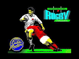 International Rugby Simulator (International Rugby Simulator)