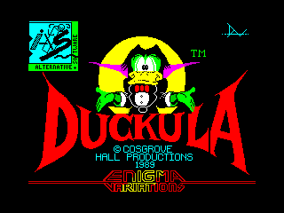 Count Duckula (Count Duckula)