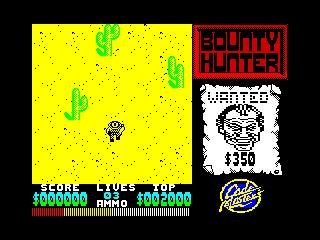 Bounty Hunter, The (Bounty Hunter, The)