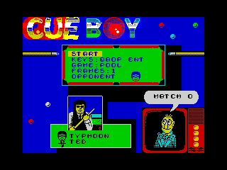 Cue Boy (Cue Boy)