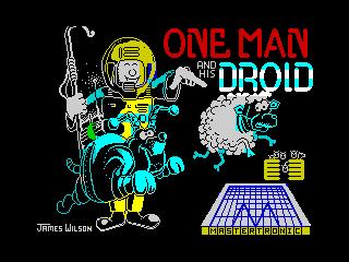 One Man and His Droid (One Man and His Droid)
