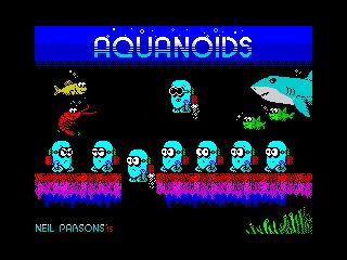 Aquanoids (Aquanoids)