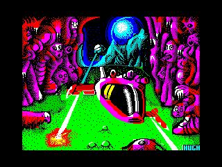 Cybernoid II: The Revenge (Cybernoid II: The Revenge)