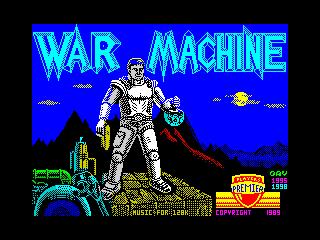 War Machine (War Machine)
