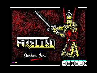 Firelord (Firelord)