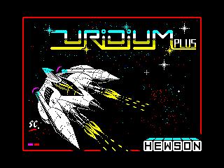 Uridium Plus (Uridium Plus)