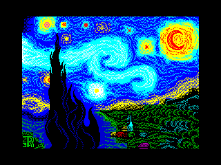 The Starry Night (The Starry Night)