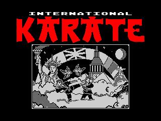 International Karate (International Karate)