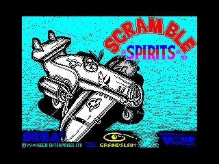 Scramble Spirits (Scramble Spirits)