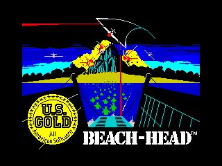 Beach-Head (Beach-Head)