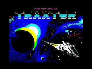 The Return of Traxtor (The Return of Traxtor)