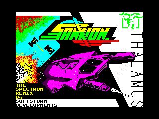 Sanxion (Sanxion)