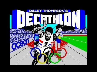 Daley Thompson's Decathlon (Daley Thompson's Decathlon)