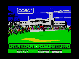 Royal Birkdale: Championship Golf (Royal Birkdale: Championship Golf)