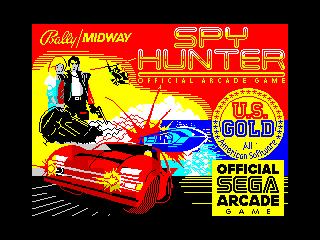 Spy Hunter (Spy Hunter)