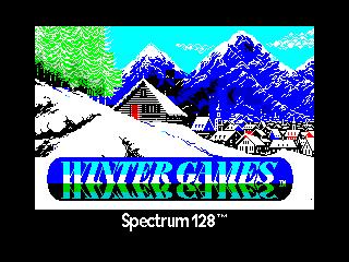 Winter Games (Winter Games)