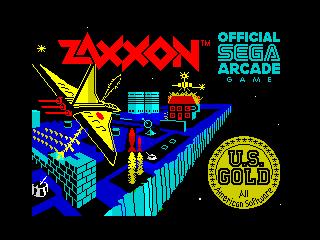 Zaxxon (Zaxxon)