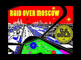 Raid over Moscow (Raid over Moscow)