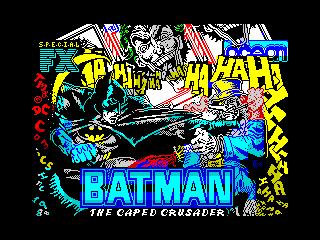 Batman the Caped Crusader (Batman the Caped Crusader)