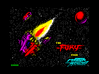 Fury, The (Fury, The)