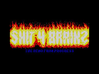 Shit4Brainz poster (Shit4Brainz poster)