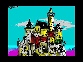 castle of the feudal lord (castle of the feudal lord)