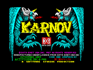 Karnov (Karnov)