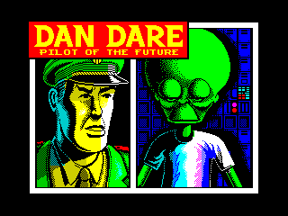 Dan Dare: Pilot of the Future (Dan Dare: Pilot of the Future)