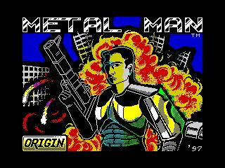 Metal Man (Metal Man)