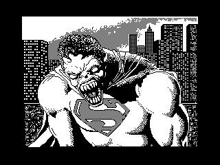 Superman Werewolf (Superman Werewolf)