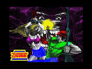 Kong's Revenge (Kong's Revenge)