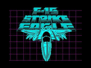F-15 Strike Eagle (F-15 Strike Eagle)