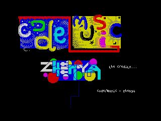 Zeroinfo code music zhenya (Zeroinfo code music zhenya)