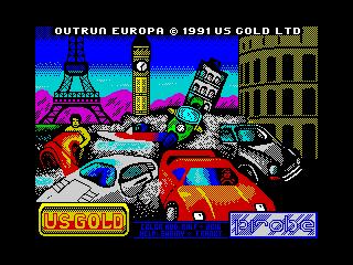 Out Run Europa (Out Run Europa)