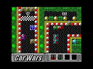 Car Wars - ingame (Car Wars - ingame)