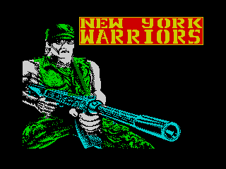 New York Warriors (New York Warriors)