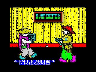 Gunfighter (Gunfighter)