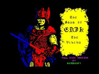 Saga of Erik the Viking, The (Saga of Erik the Viking, The)