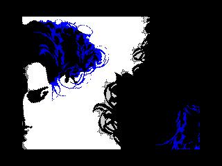 Blue Hair Girl (Blue Hair Girl)