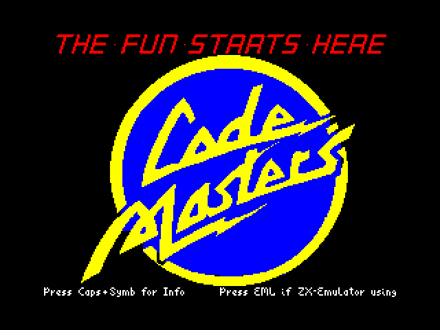 Code masters