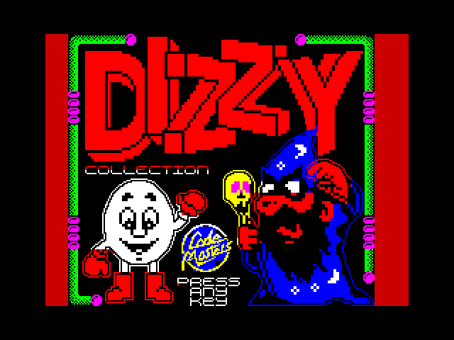 Dizzy Collection 1