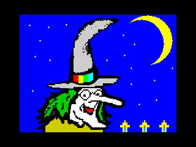 zx witch
