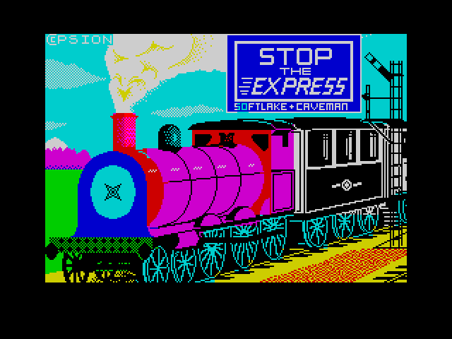 Stop the Express
