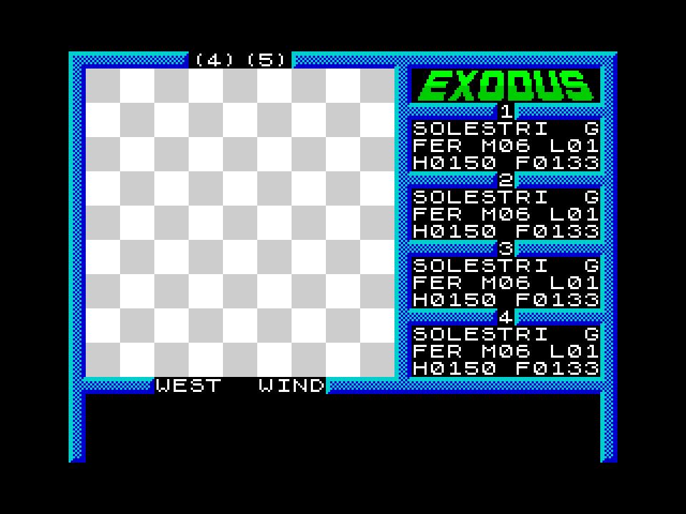 ZXodus UI